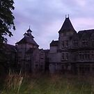 Denbigh Mental Asylum 3. by Hannah Edwards