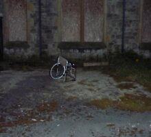 Denbigh Mental Asylum 4. by Hannah Edwards