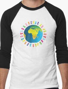 Children around planet Earth T-Shirt