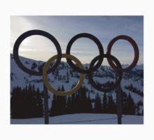 Winter Olympics Kids Tee