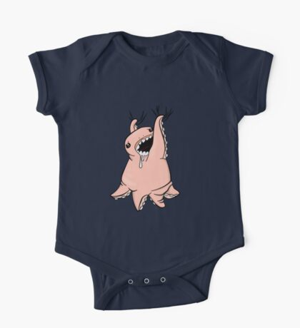 Pepito the Octopus One Piece - Short Sleeve
