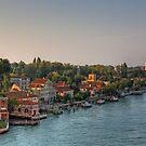 Lido di Venezia by Tom Gomez