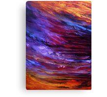 Shifting Atmospheres Canvas Print