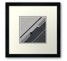 detailing frank Framed Print