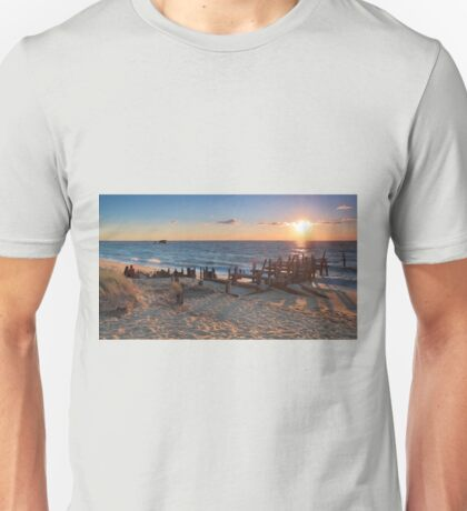 End of the Pier Unisex T-Shirt