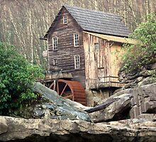 The old reliable mill by wallace66