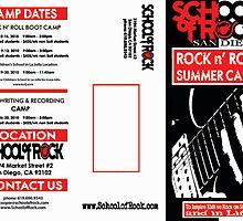 Summer Camp Brochure by Erik Diaz
