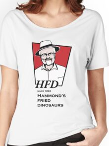 Hammond's fried dinosaurs Women's Relaxed Fit T-Shirt