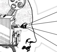 Projector Sticker