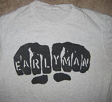 Early Man by Erik Diaz