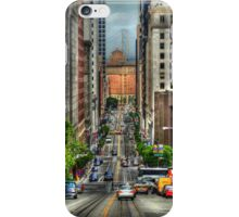 California Street iPhone Case/Skin
