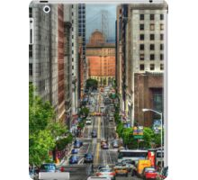 California Street iPad Case/Skin
