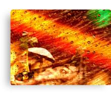 Rain Magic Canvas Print
