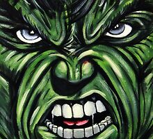 Hulking Out! by Mark Gagne