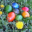Easter by Ana Belaj
