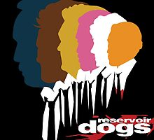 Reservoir Dogs - The colors by louytwosocks