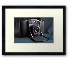 Minox 35 GT miniature camera Framed Print