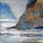 Coastline by John Fish