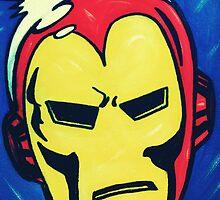I Am Iron Man! by Mark Gagne