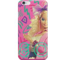 Barbie Rockers 80s  iPhone Case/Skin