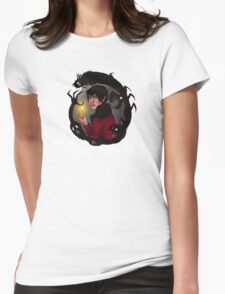 WILLOW    ScarlettDesigns Womens Fitted T-Shirt