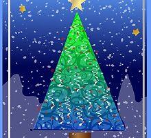 O' Christmas Tree by elledeegee