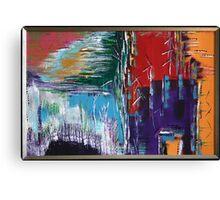La Casa (Acrylic) Canvas Print