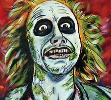 Beetlejuice! by Mark Gagne