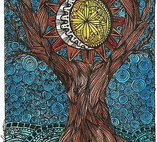 WORLD TREE by AliceDarling