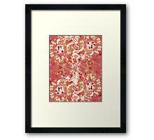 Summer Flowers 3 Framed Print