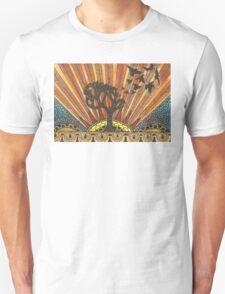 BAHRAIN TREE Unisex T-Shirt