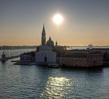 Venice morning by Tom Gomez