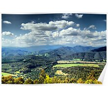 Scenic Lookout Poster