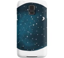 the stars, the moon, they have all been blown out Samsung Galaxy Case/Skin