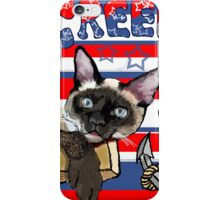 Freedom - The Lucky Cat iPhone Case/Skin