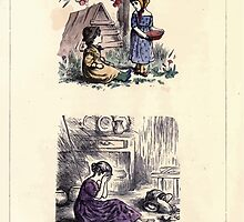 The Little Folks Painting book by George Weatherly and Kate Greenaway 0153 by wetdryvac