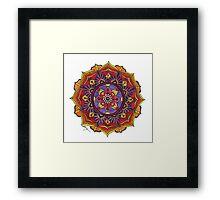 Mandala Prototype 1 Framed Print