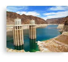 Lake Mead, Nevada Canvas Print