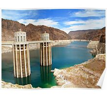 Lake Mead, Nevada Poster