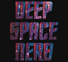 Deep Space Nerd/Deep Space Nine by themaddesigner