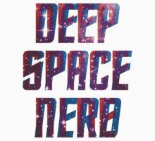 Deep Space Nerd/Deep Space Nine One Piece - Short Sleeve