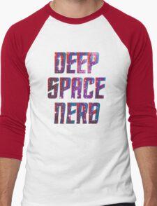 Deep Space Nerd/Deep Space Nine Men's Baseball ¾ T-Shirt