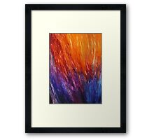 Rising Hope Framed Print