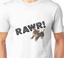 Litleo Says Rawr! Unisex T-Shirt