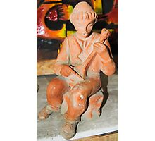 Ceramic sculptures F.Kalemi 19 Photographic Print