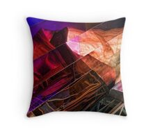 Experience Color Throw Pillow