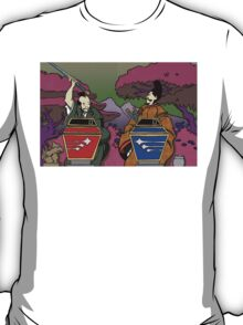 Samurai (Showcase) Showdown T-Shirt