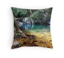 LIVING RAINFOREST Throw Pillow