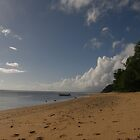 The Beach at Abatunphutu by JoshDrez