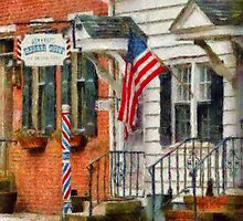 Barber - Keller's Barber Shop by Mike  Savad